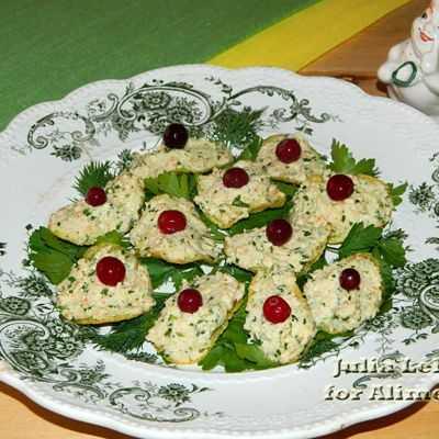 Закуска на чипсах: 10 рецептов начинки в вашу копилку рецептов! - 8 ложек