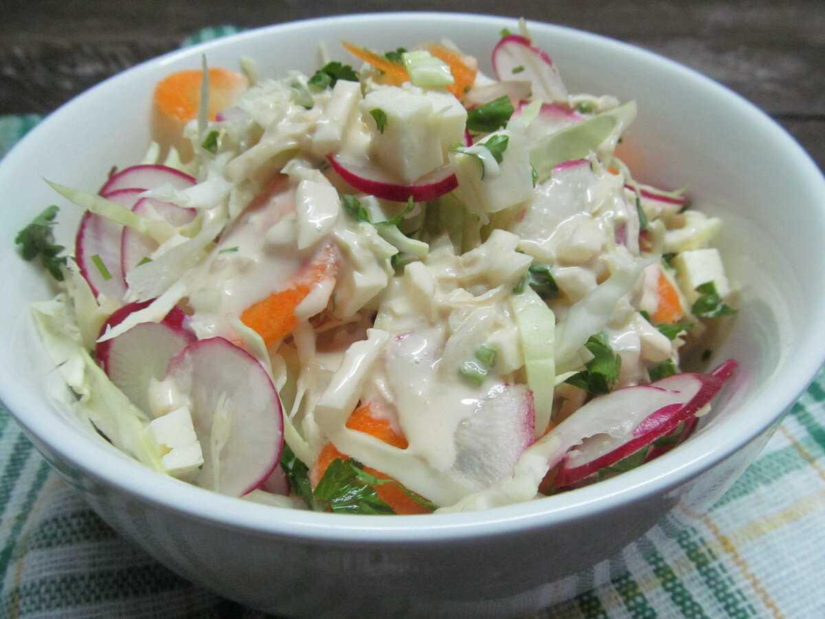 Салат из кольраби – 10 рецептов