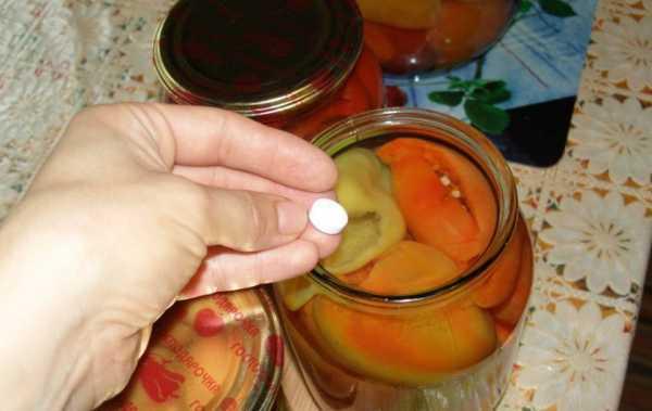 Маринованная капуста с аспирином рецепт на зиму - лучшие кулинарные рецепты