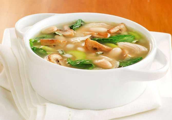 Как готовить грибной суп из маслят. лучшие рецепты супов из маслят