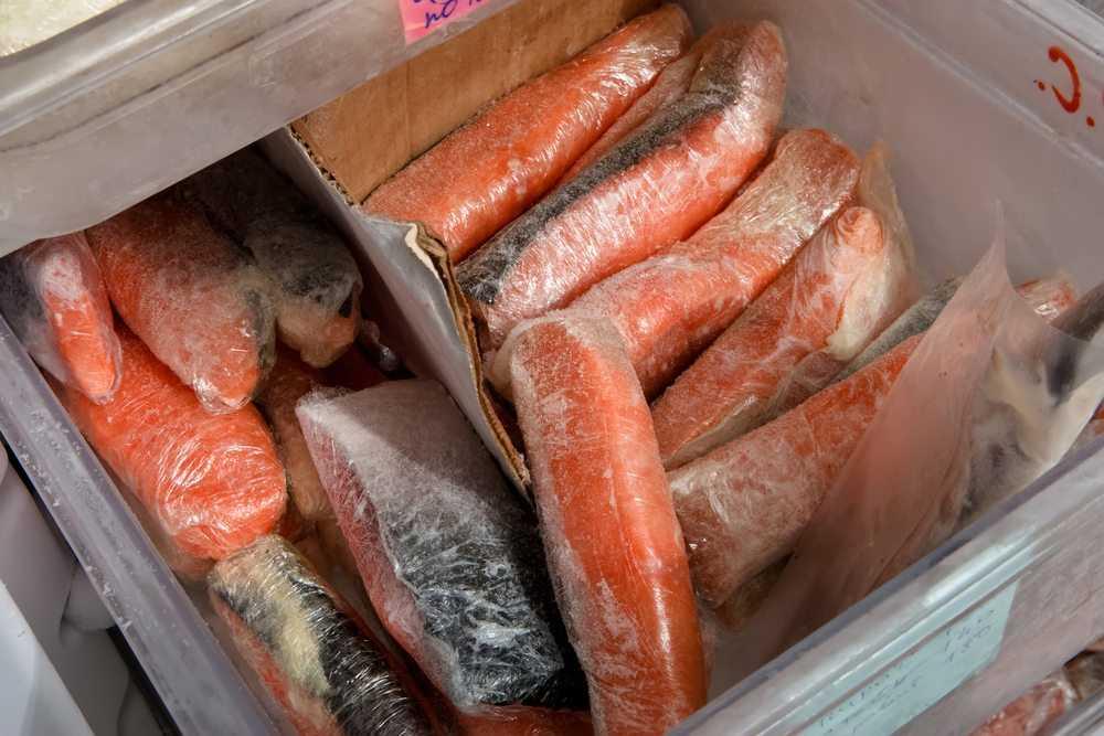 Копченая рыба в вакуумной упаковке сколько хранится