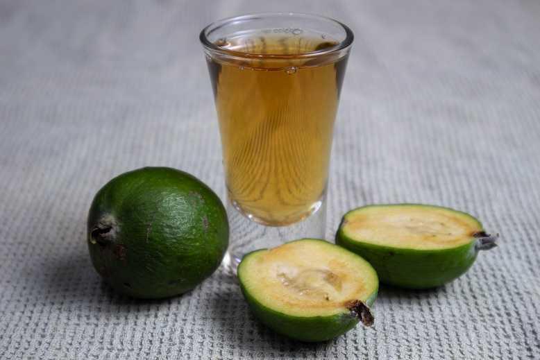 Рецепты домашней настойки на фейхоа на водке