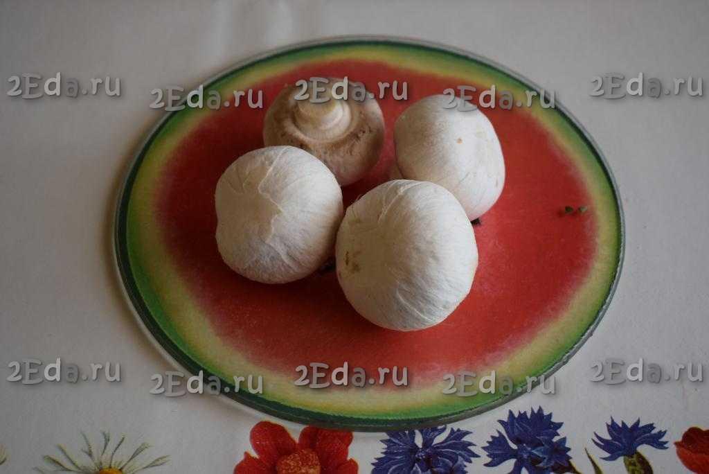 Грибы шампиньоны в кляре: как готовить на сковороде и во фритюре, рецепты с фото - fermnamilion