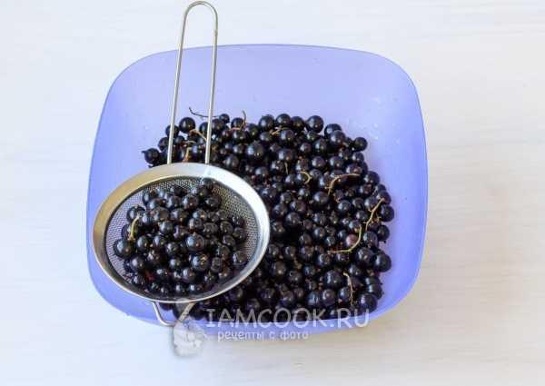 Чёрная смородина, протёртая с сахаром. пошаговый рецепт с фото — ботаничка.ru