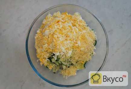 Салат сугробы: рецепты с фото пошагово