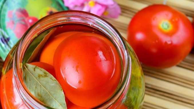 Болгарские помидоры на зиму рецепт с фото по шагам