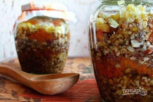 Чернослив курага изюм грецкие орехи мед лимон – польза и вред