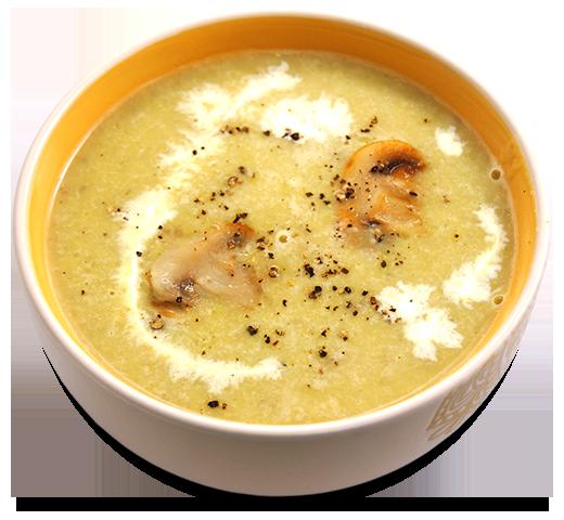 Технология приготовления заправочных супов