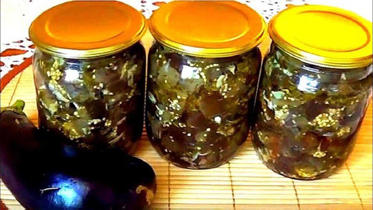 Баклажаны как грибы рецепт - 1000.menu