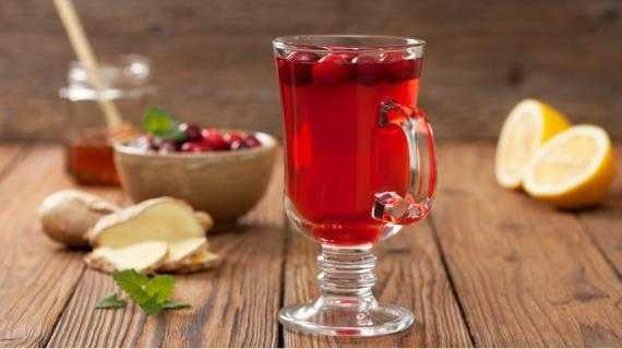 Клюквенный морс – как сварить напиток из замороженных ягод?