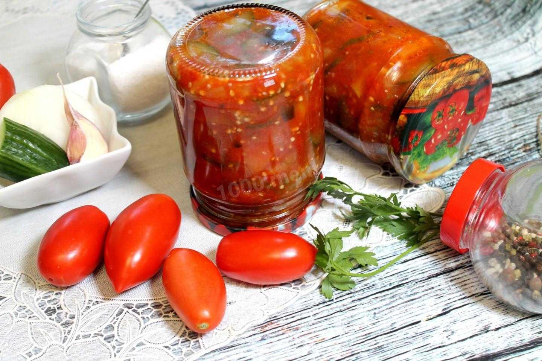 Салат из баклажанов на зиму: 6 простых и самых вкусных рецептов