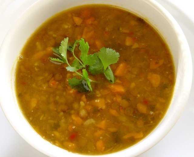 Грибной суп в мультиварке редмонд