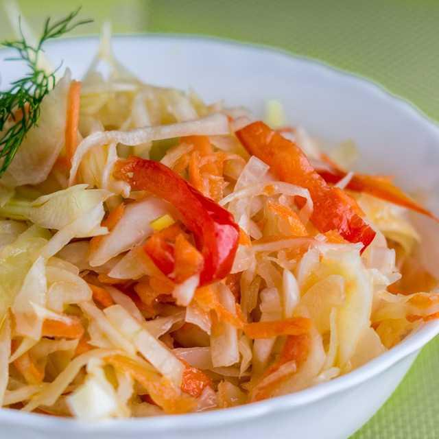 Маринованная капуста с уксусом: самый правильный рецепт закуски