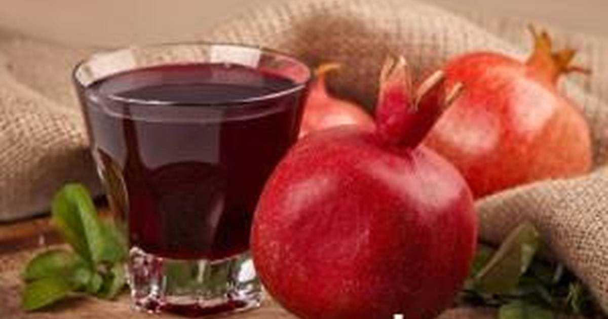 Гранатовый сок - в чем польза и сколько его можно пить?