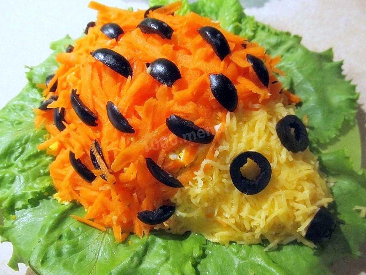 Салат из сердца с морковью - 12 пошаговых фото в рецепте