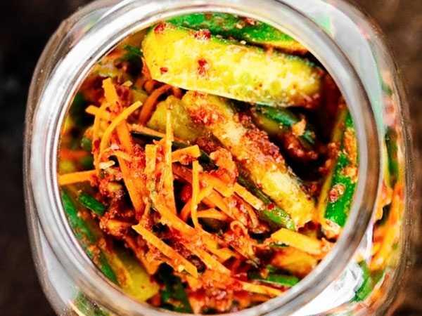 Варенье из огурцов рецепт приготовления