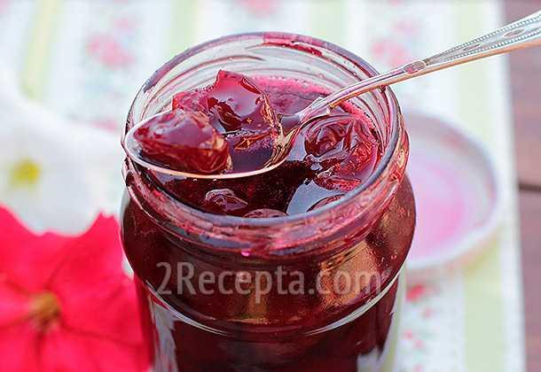 Варенье из вишни с косточкой на зиму: 7 простых рецептов вкусного и густого вишневого варенья целыми ягодами