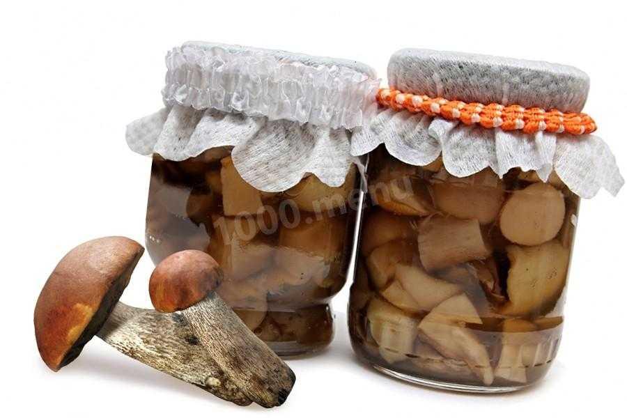 Как приготовить маринованные подберезовики — самый правильный рецепт на зиму