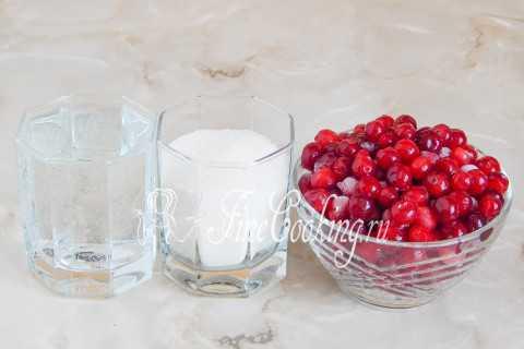 Как приготовить морс из клюквы (замороженной или свежей)