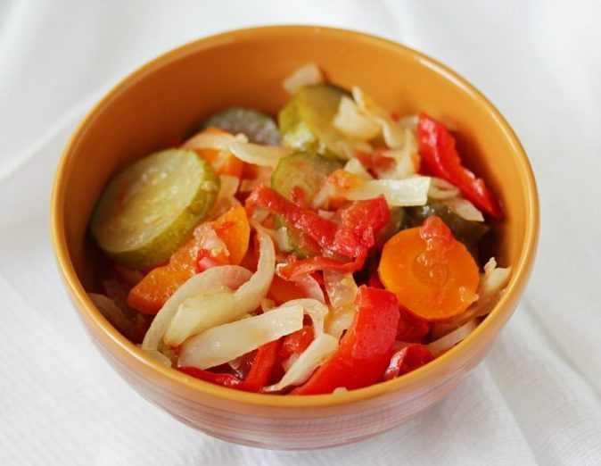 """Венгерская закуска """"дядя ваня"""": рецепт приготовления, ингредиенты"""
