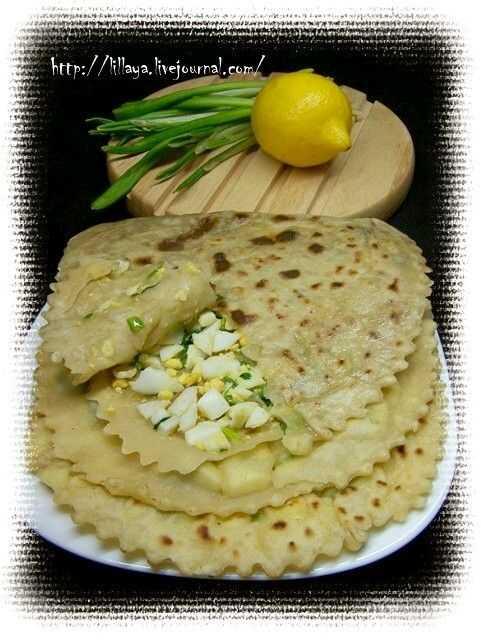 Чуду с зеленью рецепт с фото пошагово - 1000.menu