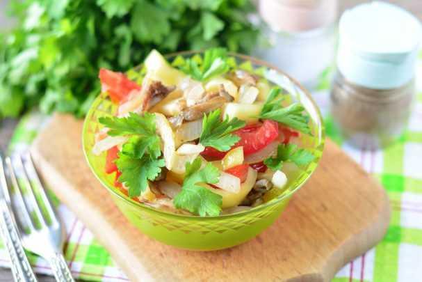 Блюда из вешенок : 5 проверенных рецептов