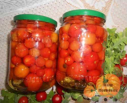 Засолка помидоров черри на зиму. Основные правила, рецепты засолки различными способами. Правила хранения соленых помидоров черри.