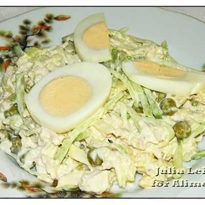 Салат из дайкона готовим на зиму