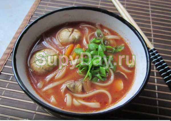 Суп из свежих белых грибов - 10 самых вкусных рецептов