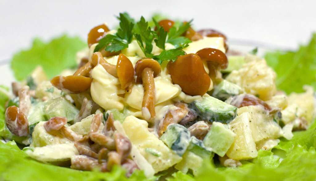 Салат охотничий — готовим на зиму