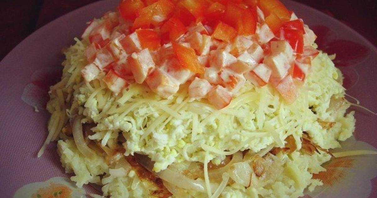 Готовим оригинальный салат на день рождения: поиск по ингредиентам, советы, отзывы, пошаговые фото, подсчет калорий, удобная печать, изменение порций, похожие рецепты