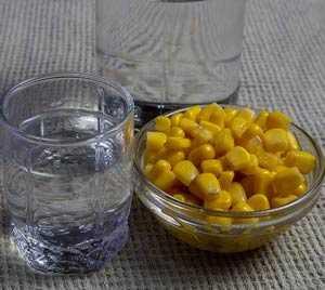 Самогон из кукурузы: специфика, рецепты с дрожжями и без, технология приготовления