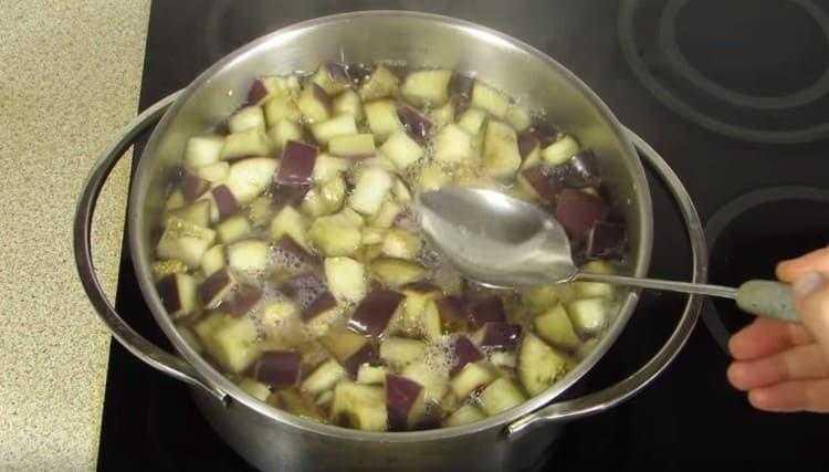 Баклажаны как грибы - готовим быстро и вкусно