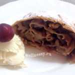 Печеночный торт из говяжьей печени и моркови со сметаной рецепт с фото - 1000.menu