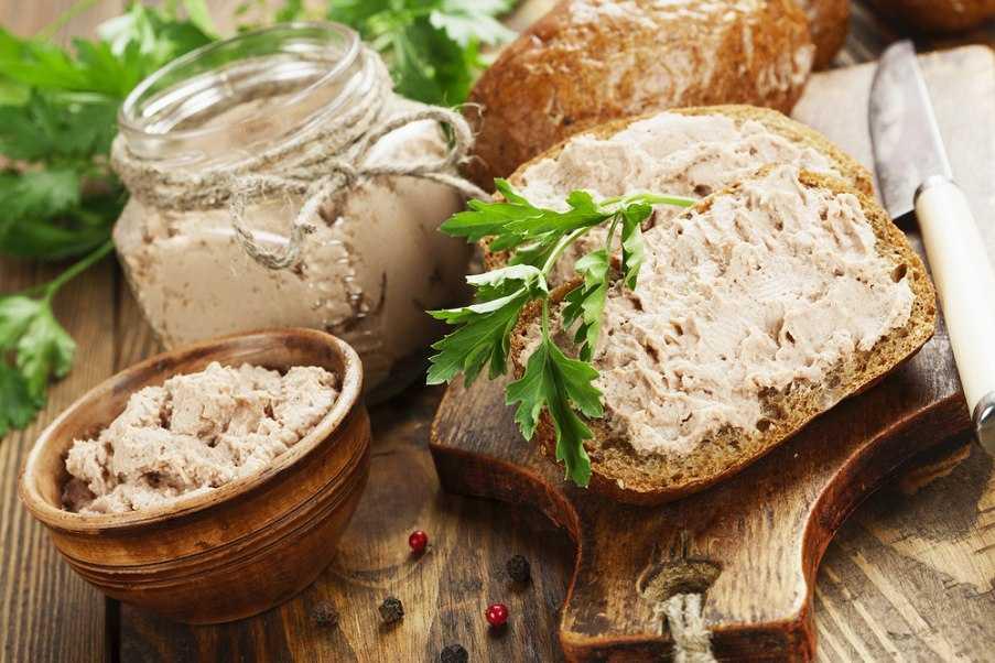 Паштет из куриной печени с грецкими орехами - 8 пошаговых фото в рецепте