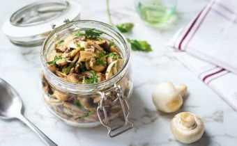 Маринованные белые грибы: готовим лесные боровички на зиму по проверенному рецепту