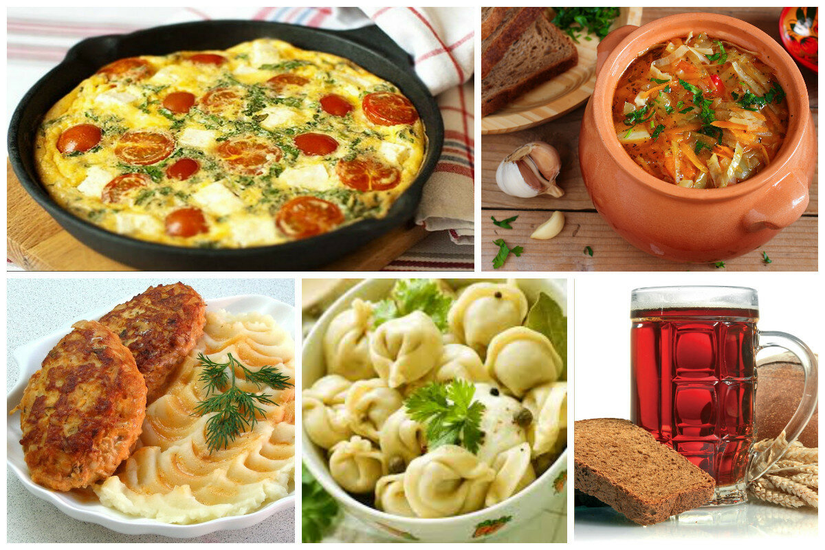 Чем накормить гостей недорого, вкусно и быстро - 20 рецептов блюд