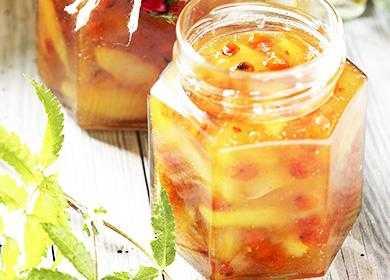 Варенье из груш на зиму - янтарное прозрачное дольками: простой пошаговый рецепт густого грушевого варенья с лимоном