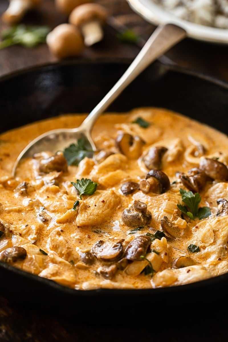 Пошаговый рецепт приготовления белого соуса