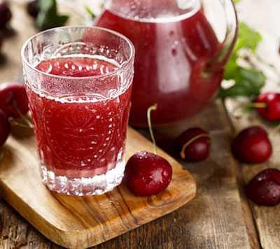 Как сделать вишневый сок на зиму: лучшие рецепты