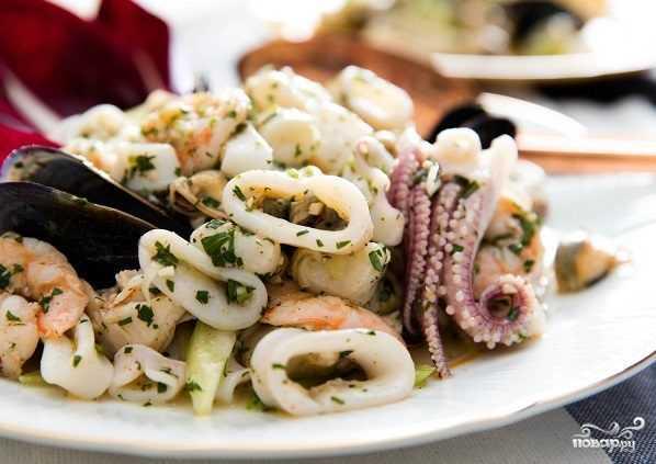 Салат «морская звезда» — пять лучших рецептов. как правильно и вкусно приготовить салат «морская звезда».