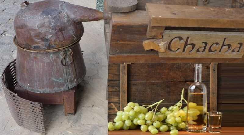 Готовим чачу из винограда в домашних условиях