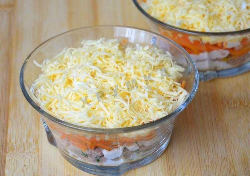 Салаты с консервированным тунцом — простые и быстрые рецепты
