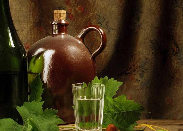 Рецепт чачи из винограда в домашних условиях - 3 простых способа