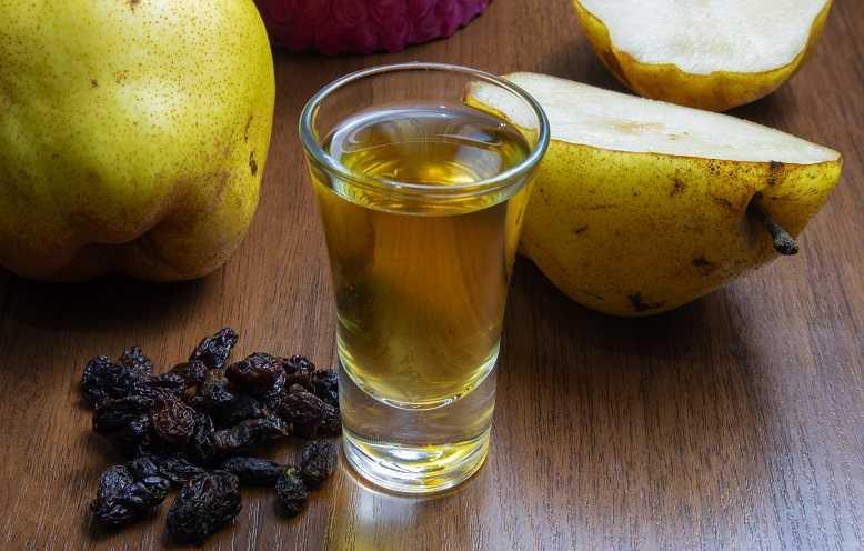 Грушевая настойка с медом - пошаговый рецепт приготовления с фото