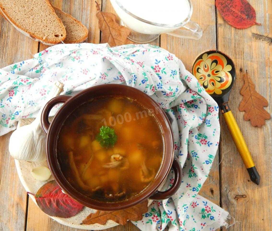 Грибной суп пюре в мультиварке из шампиньонов рецепт с фото пошагово - 1000.menu