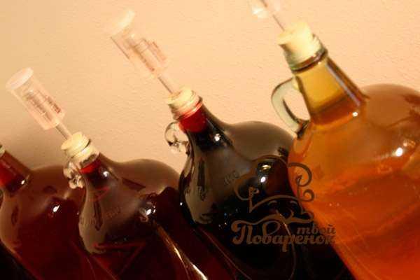 Как просто сделать домашнее вино из вишни: пошаговые рецепты крепленого и сухого вина из вишни с косточкой и без. видео как приготовить домашнее вишневое вино