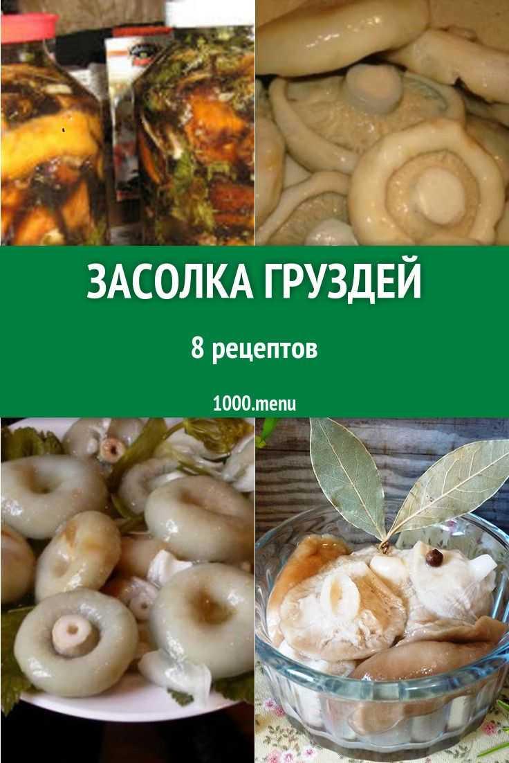 Салат с маринованными груздями: вкусные рецепты приготовления - растения и огород