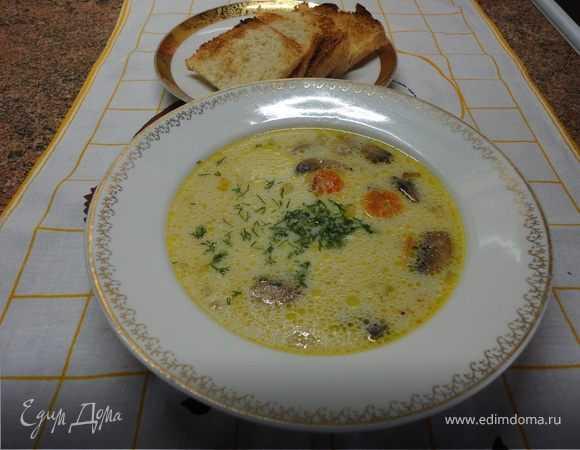Суп из лисичек: самые вкусные рецепты первых блюд с грибами