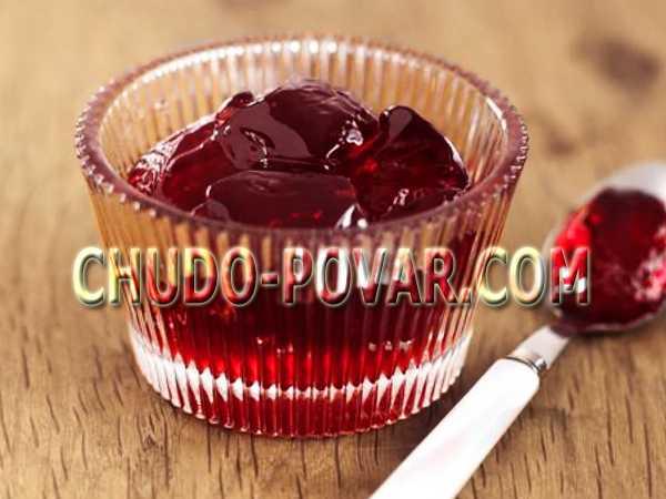 Желе из красной смородины на зиму: 20 самых вкусных рецептов